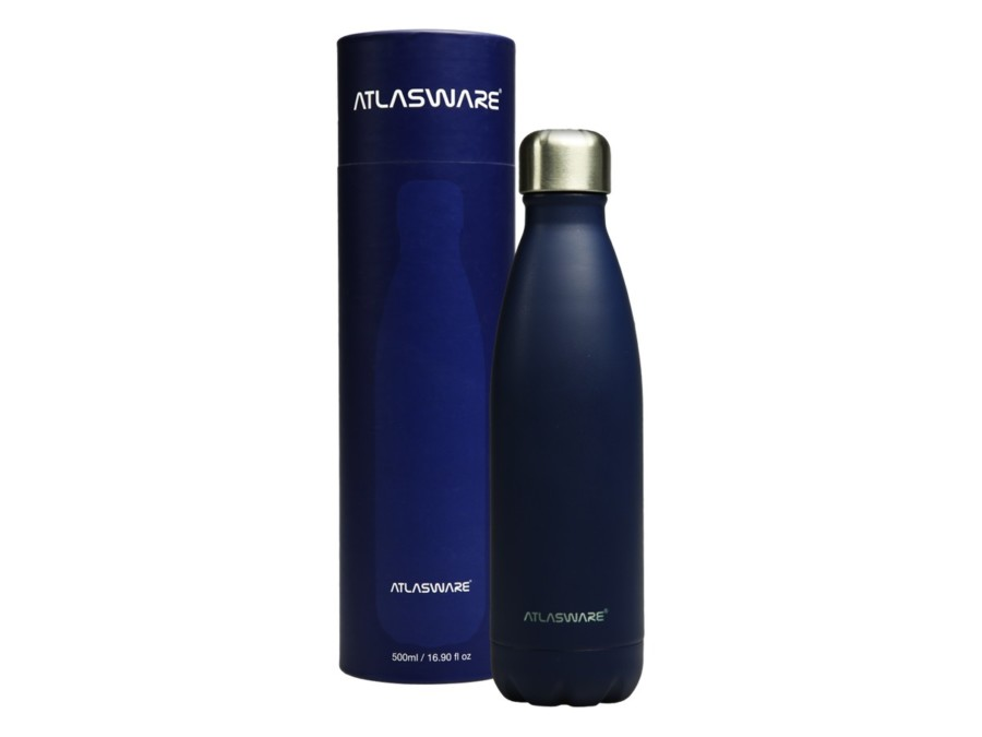 Empaque para botella Navy Blue
