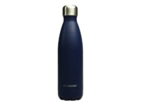 Botella de acero inoxidable Navy Blue