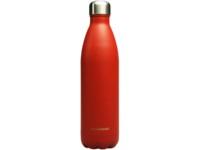 Botella de acero inoxidable Red