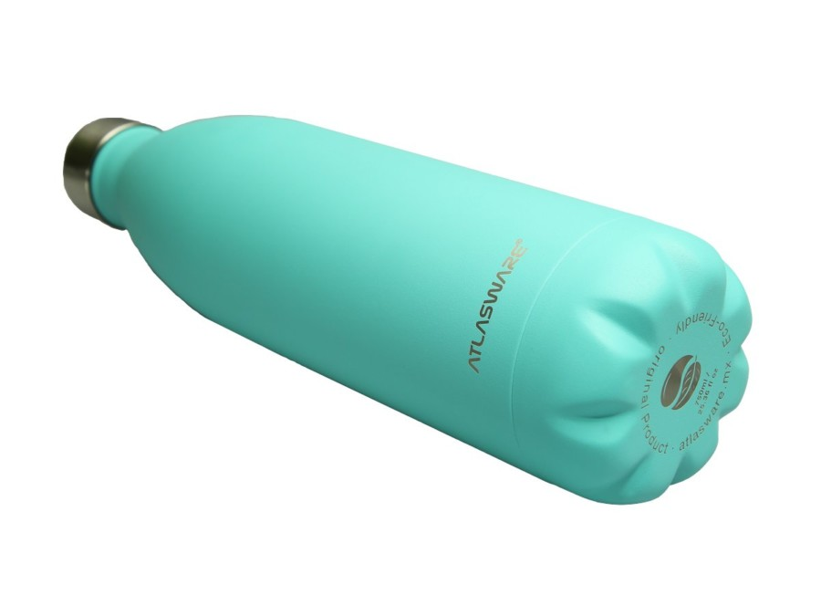 Botella de acero inoxidable Tiffany Blue