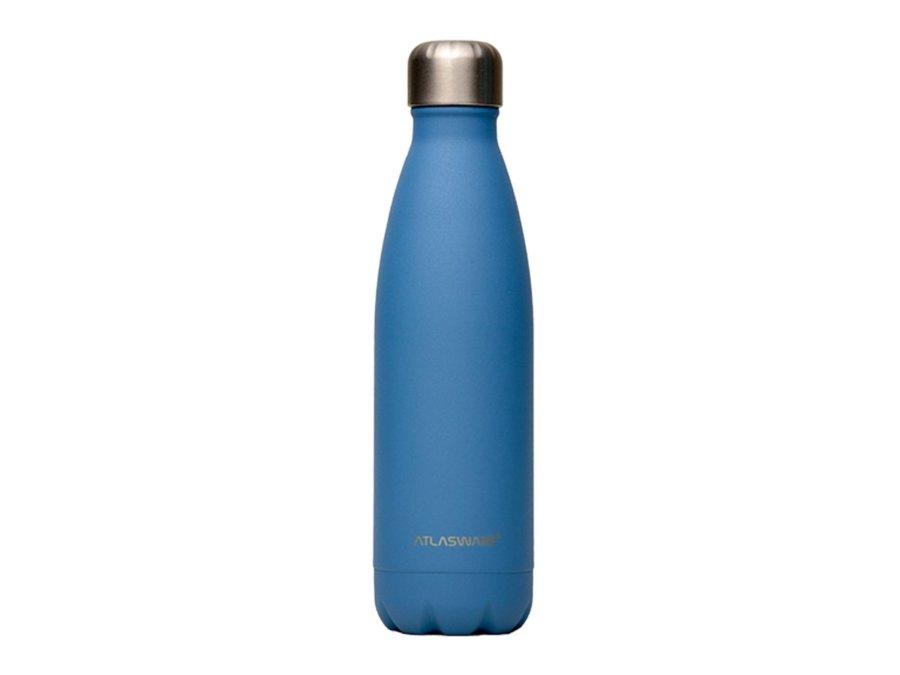 Botella de acero inoxidable Sky Blue